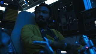 Lando Talks Piloting the Falcon in New Solo: A Star Wars Story TV Spot