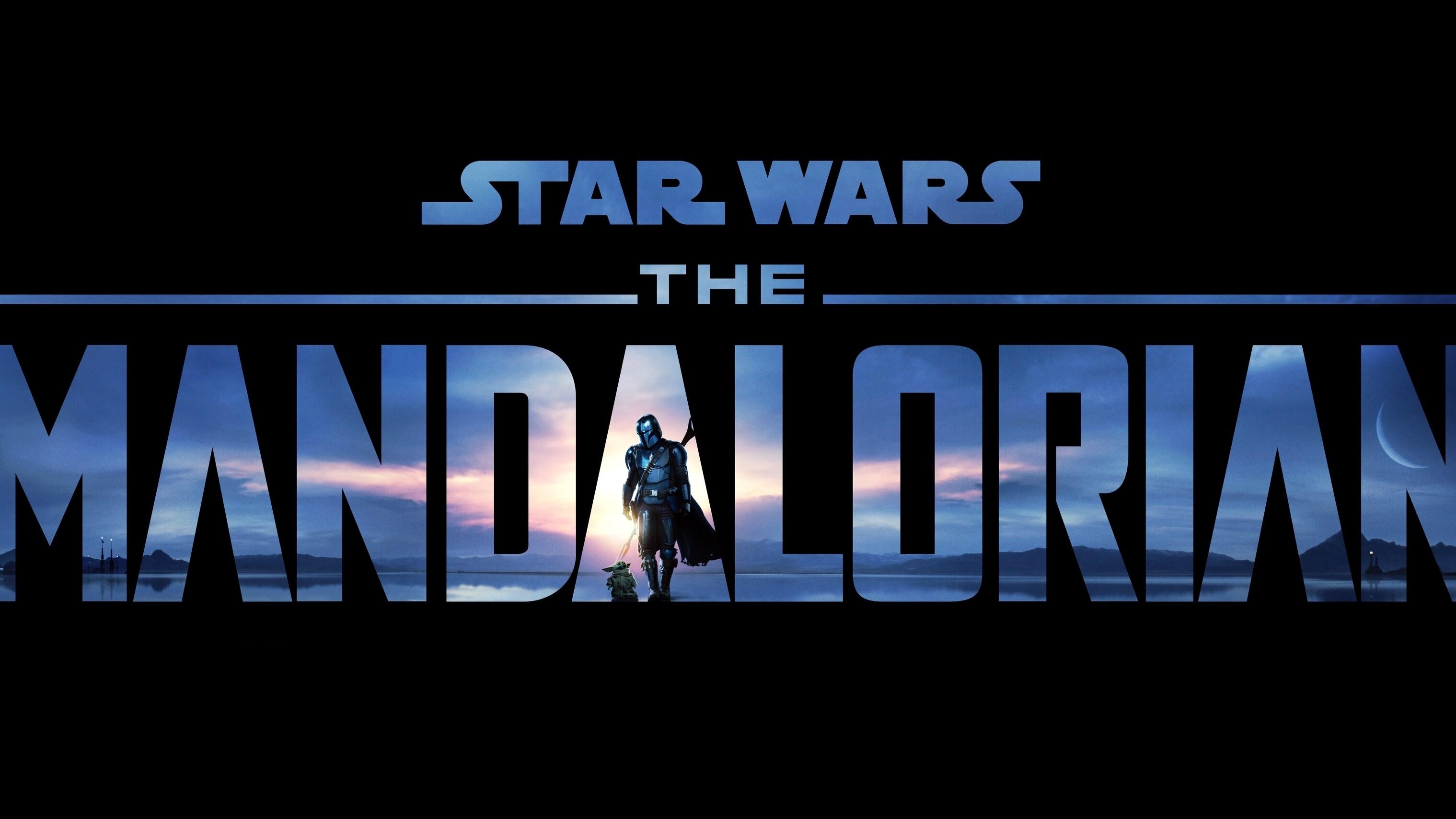 The Mandalorian Season Two Logo