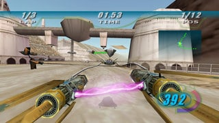 Replaying the Classics: Star Wars Episode I: Racer