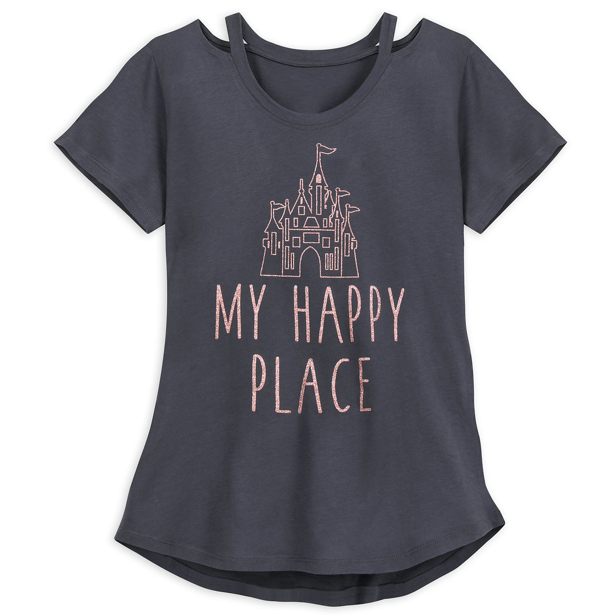 8ecb8c6b49e Product Image of Fantasyland Castle T-Shirt for Women # 1