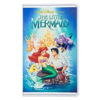 Image of The Little Mermaid ''VHS Case'' Journal # 1