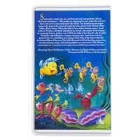 Image of The Little Mermaid ''VHS Case'' Journal # 5