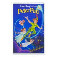Image of Peter Pan ''VHS Case'' Journal # 1