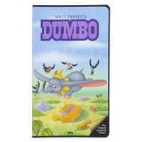 Image of Dumbo ''VHS Case'' Journal # 1