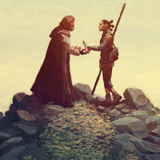 Gary Whitta on Exploring the Force and Giving Ackbar His Moment in Marvel's Star Wars: The Last Jedi Comic