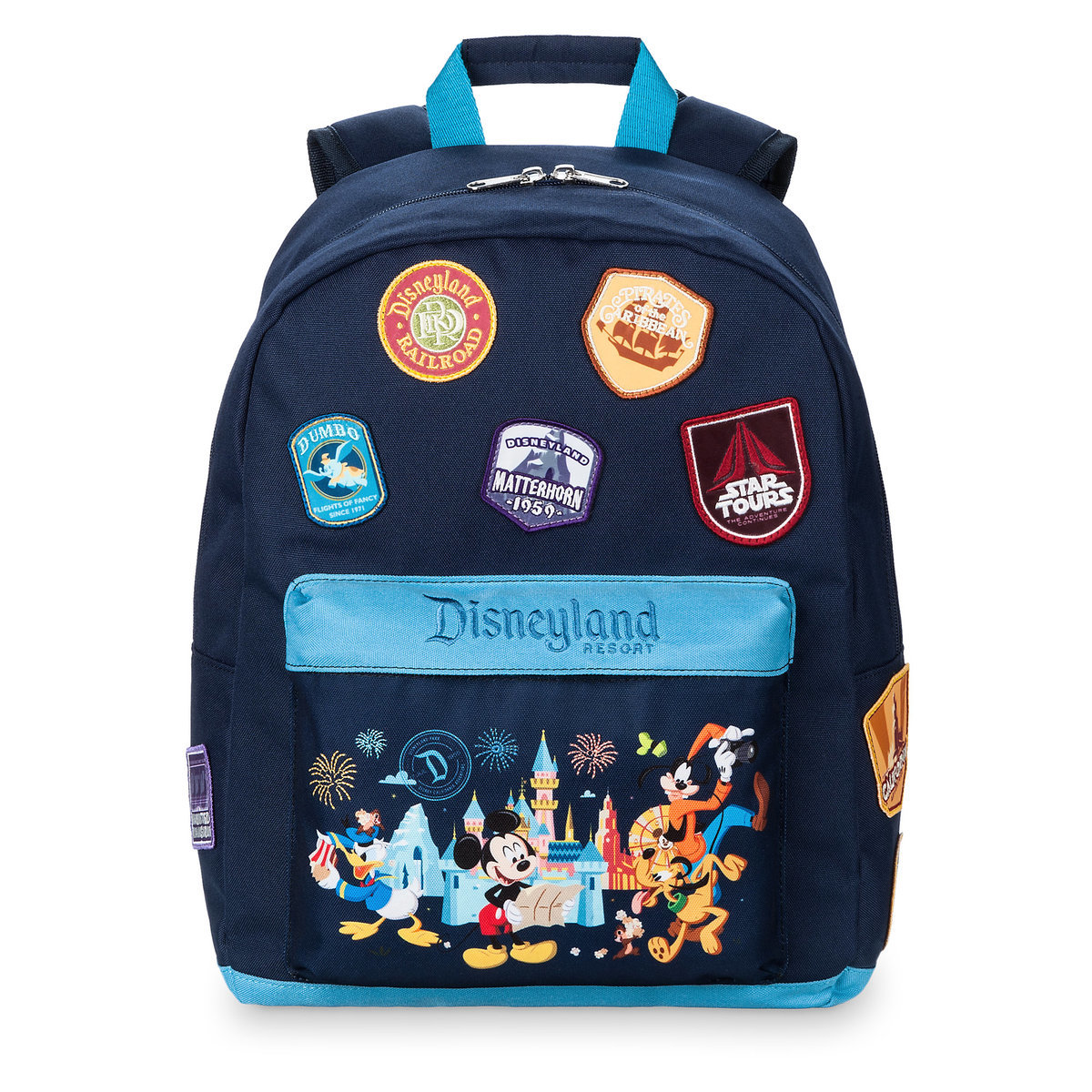 a8abef777ce Product Image of Mickey Mouse and Friends Backpack - Disneyland   1