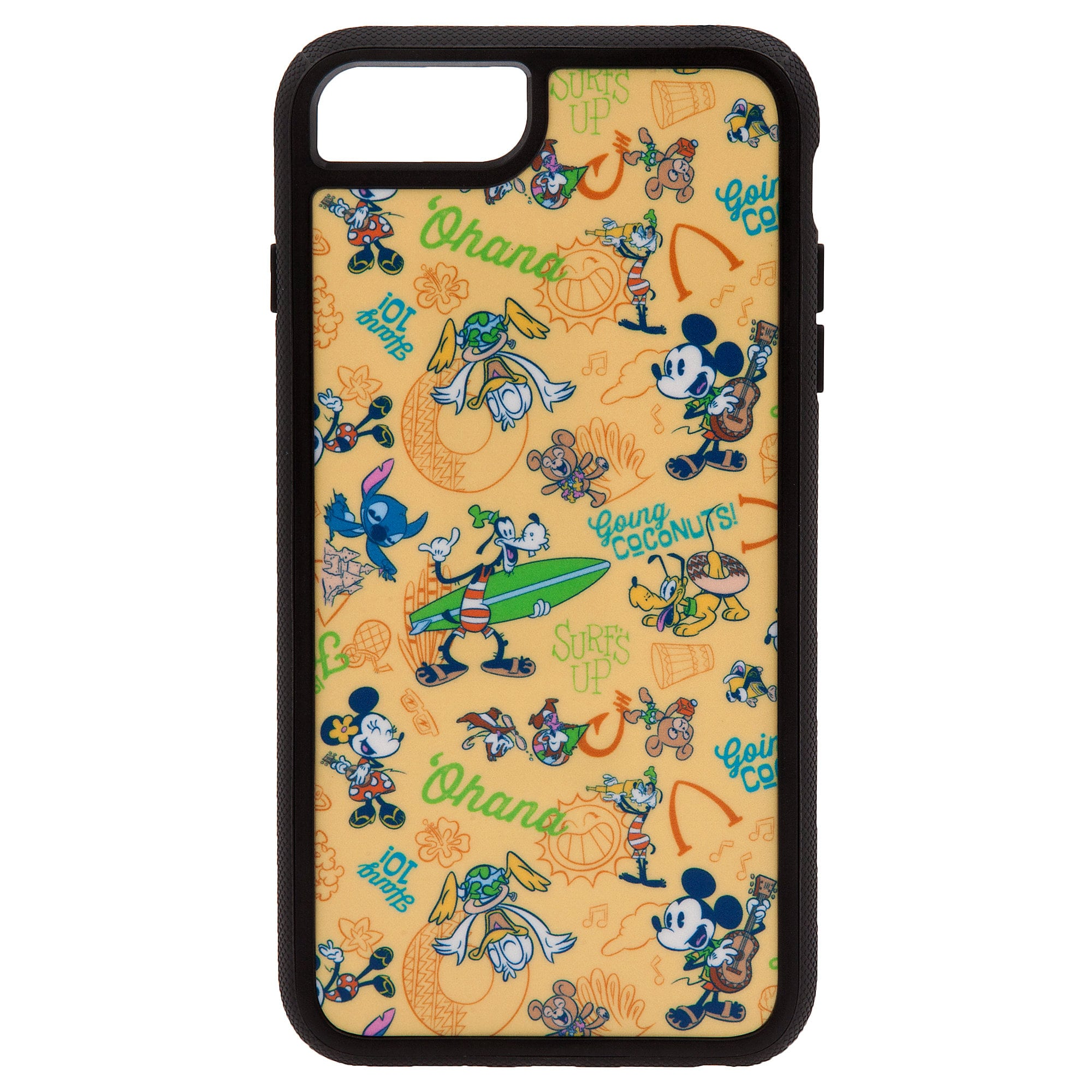 Mickey Mouse and Friends iPhone 7 Plus/6 Plus Case - Aulani, a Disney  Resort & Spa