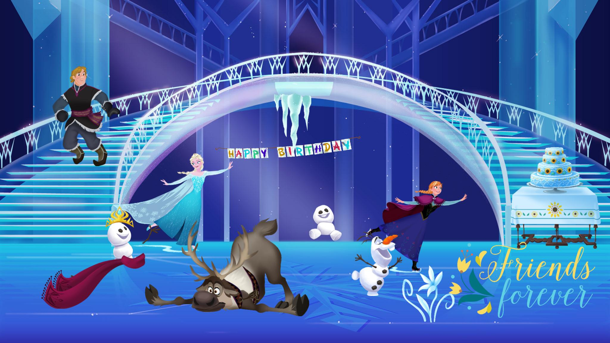 Disney Coloring Pages Holiday : Disney frozen holiday card creator disney lol