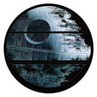 Image of Star Wars Death Star Shelf # 1