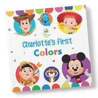 Image of Disney Baby: Your First Colors Book - Paperback - Personalizable # 1