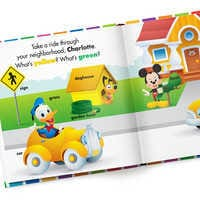 Image of Disney Baby: Your First Colors Book - Paperback - Personalizable # 2