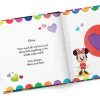 Image of Disney Baby: I Love You This Much Book - Paperback - Personalizable # 2