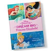 Image of Disney Princess: Dream Big Book - Hardback - Personalizable # 1