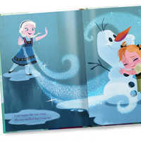 Image of Frozen: You Are My Best Friend Book - Hardback - Personalizable # 3