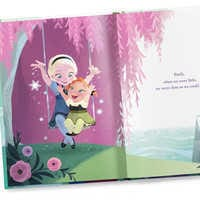 Image of Frozen: You Are My Best Friend Book - Hardback - Personalizable # 4