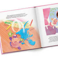 Image of Doc McStuffins: A Knight in Sticky Armor Book - Personalizable # 2