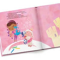 Image of Doc McStuffins: A Knight in Sticky Armor Book - Personalizable # 4