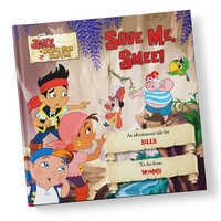 Image of Jake and the Never Land Pirates: Save Me, Smee! Book - Hardback - Personalizable # 1