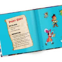Image of Jake and the Never Land Pirates: Save Me, Smee! Book - Hardback - Personalizable # 2