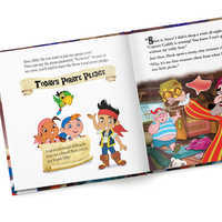 Image of Jake and the Never Land Pirates: Save Me, Smee! Book - Hardback - Personalizable # 3