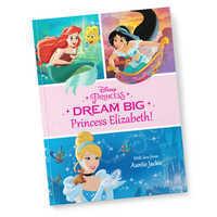 Image of Disney Princess: Dream Big Book - Paperback - Personalizable # 1