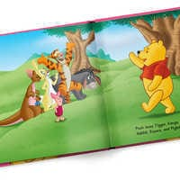 Image of Winnie the Pooh: Pooh Loves You Book - Hardback - Personalizable # 2