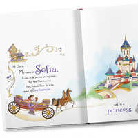 Image of Sofia the First Book - Hardback - Personalizable # 2