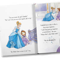 Image of Sofia the First Book - Hardback - Personalizable # 3