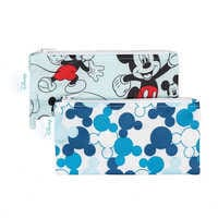 Image of Mickey Mouse Snack Bag Set for Baby by Bumkins # 1
