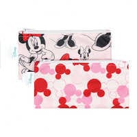 Image of Minnie Mouse Snack Bag Set for Baby by Bumkins # 1