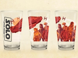 We're Giving Away 5 Alamo Drafthouse Exclusive Solo: A Star Wars Story Glasses