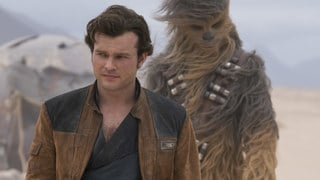 How Prince and the Clash Inspired the Look of Lando and Han in Solo