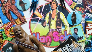 Celebrating Solo: 5 Cool Items from the Lucasfilm Vault