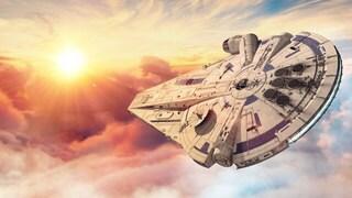 Designing Solo: A Star Wars Story, Part 1: Making Lando's Millennium Falcon