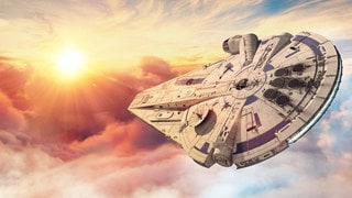 Designing Solo: A Star Wars Story, Part 1: Making Lando's Millennium Falcon