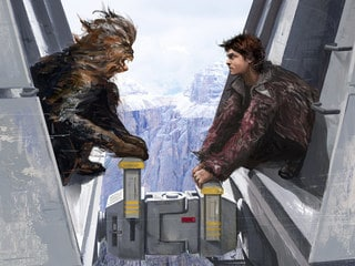 Designing Solo: A Star Wars Story, Part 3: Pulling Off the Train Heist