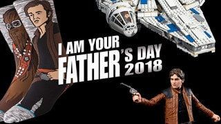 Star Wars Father's Day Gift Guide 2018