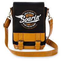 Image of Soarin' Around the World Messenger Bag # 1