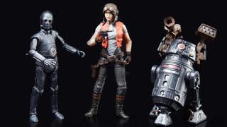 Check Out the Doctor Aphra Comic Set and More of Hasbro's SDCC 2018 Exclusives