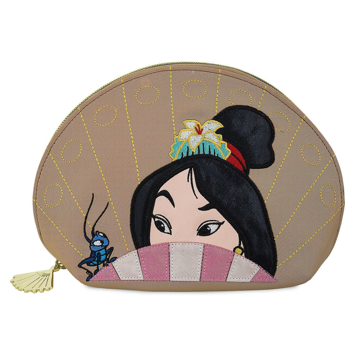 Product Image Of Mulan Cosmetic Bag By Danielle Nicole 1