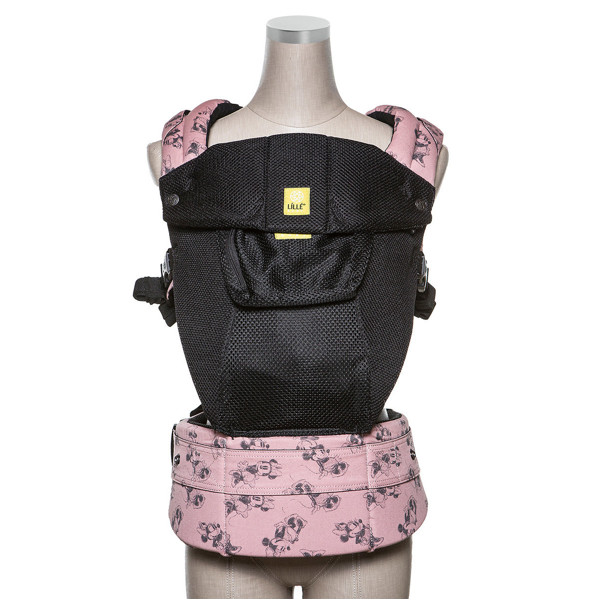 e4fee41b19b Product Image of Minnie Mouse Complete Airflow Baby Carrier by LÍLLÉbaby   1