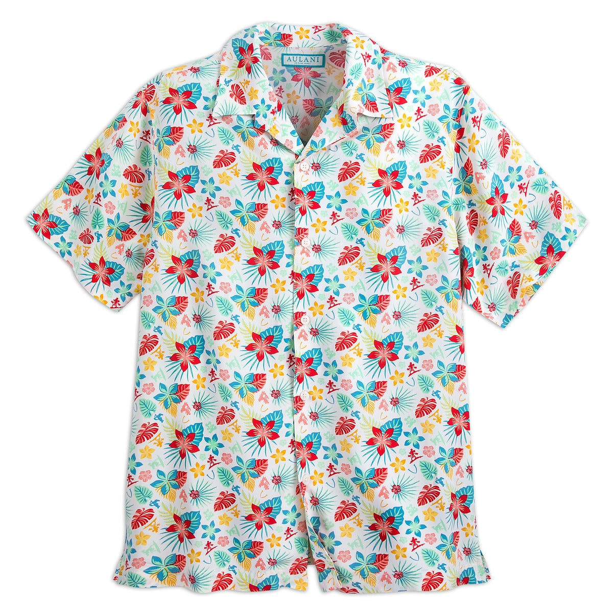 d0bcc53b Product Image of Mickey Mouse Aloha Shirt for Men - Aulani, A Disney Resort  &