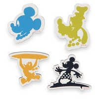 Image of Mickey Mouse Wooden Magnets Set - Aulani, A Disney Resort & Spa # 1