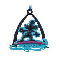 Image of Mickey Mouse Ornament - Aulani, A Disney Resort & Spa # 1