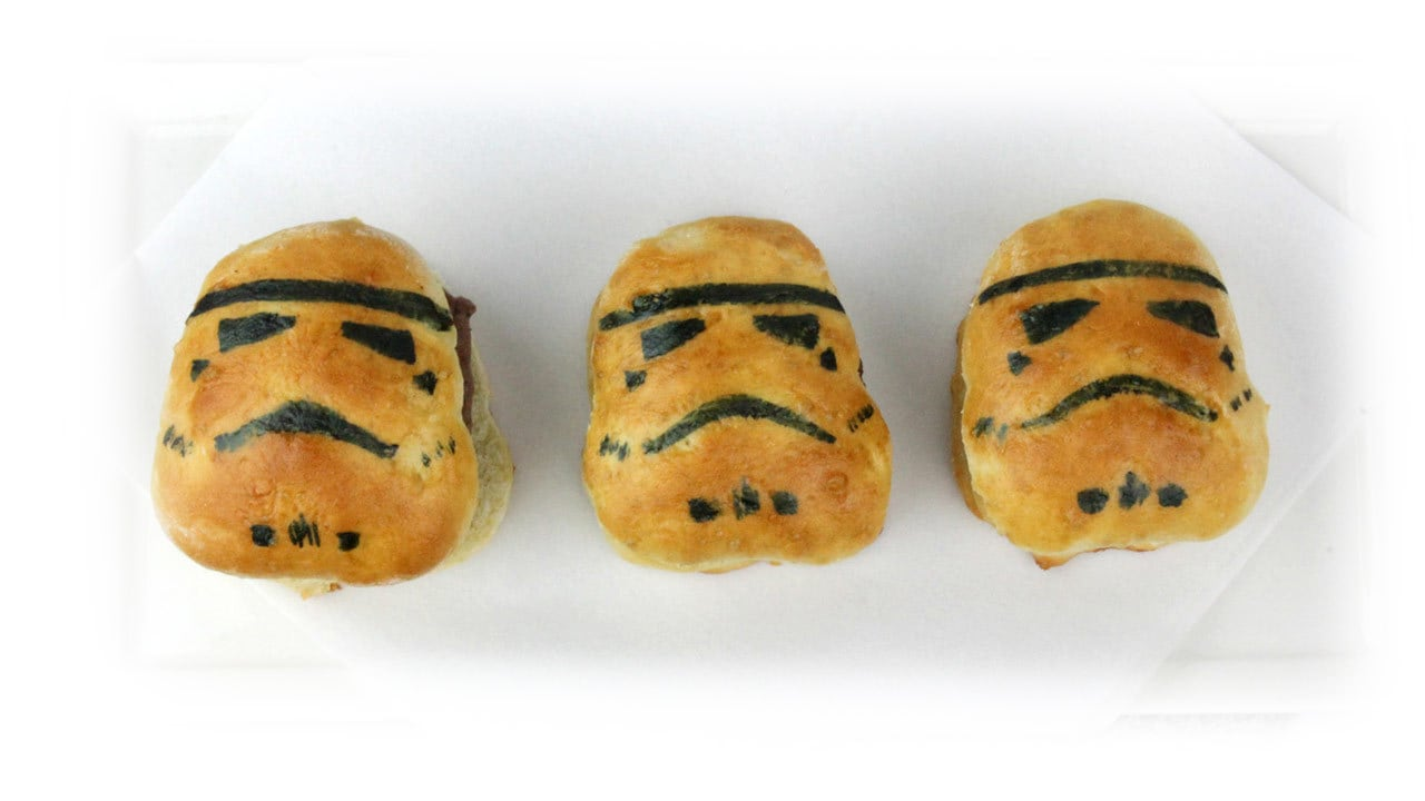 Cook Up Stormtrooper Sliders for a Positively Imperial Meal