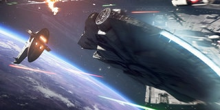 Where the Fun Begins: Hands On with Battlefront II's New Hero Starfighters Mode
