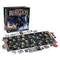 Image of Star Wars: Rebellion Board Game # 2