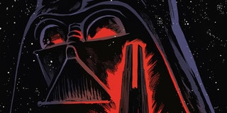 SDCC 2018: IDW's Tales from Vader's Castle to Bring the Galactic Frights This October – Exclusive
