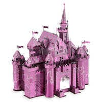 Image of Sleeping Beauty Castle Metal Earth 3D Model Kit # 1