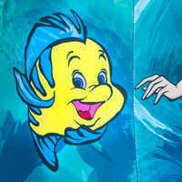 Image of Ariel and Flounder Leotard for Girls by GK Elite # 4